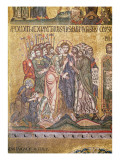 The Kiss of Judas Giclee Print by Byzantine