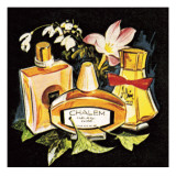 Perfumes Giclee Print by  English School