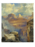 Grand Canyon, 1916 Giclee Print by  Moran
