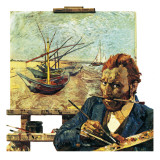 Vincent Van Gogh Giclee Print by  English School