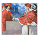 Pope Julius Ii Giclee Print by Mcbride 