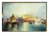Venice, 1897 Giclee Print by  Moran