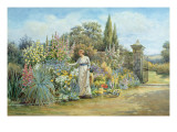 In the Garden Giclee Print by William Ashburner