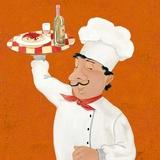 Spaghetti Al Pomodoro Prints by  Andretti