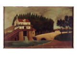 The Mill, C.1896 Giclee Print by Henri Emilien Rousseau