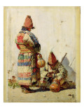 In Turkestan Giclee Print by Vasilij Vereshchagin