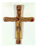 Crucifix Giclee Print by Salvo d' Antonio