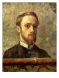 Self Portrait Giclée-Druck von Edouard Vuillard