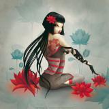 Miss Lily Posters par  Misstigri