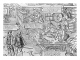 Banking Scene Giclee Print by Jost Amman