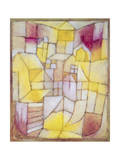 Rose-Jaune, 1919 Giclee Print by Paul Klee