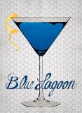 Blue Lagoon Prints by  Mercier