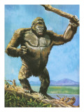 Gorilla Giclee Print by  English School