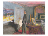 Pierre Bonnard Reproduction proc&#233;d&#233; gicl&#233;e par Edouard Vuillard