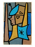 The Sailor, 1940 Giclee Print by Paul Klee