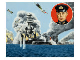 Pearl Harbour Giclee Print by John Keay