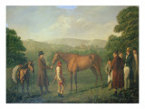 Eleanor Giclee Print by Benjamin Marshall