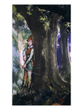 Robin Hood Giclee Print by  English School