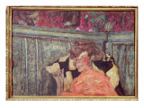 Yvonne Printemps Giclee Print by Edouard Vuillard