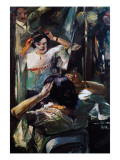 The Mirror, 1912 Giclee Print by Lovis Corinth