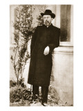 Anton Chekhov Giclee Print by Russian Photographer 
