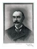 Thomas Hardy, 1892 Giclee Print by  English Photographer