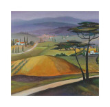 Tuscany at Noon Prints by  Marconi