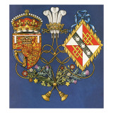 Royal Marriage Giclee Print by  Escott
