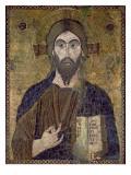 Christ Pantocrator Giclee Print by  Byzantine