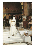 Mariamne, 1887 Giclee Print by John William Waterhouse