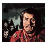 Macbeth Giclee Print by  English School
