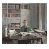 Jeanne Lanvin Gicl&#233;e-Druck von Edouard Vuillard