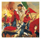 Garibaldi Giclee Print by English School