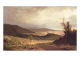 Sun in Kentucky Giclee Print by Alexander Helwig Wyant