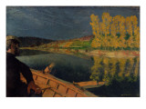 The Oarsman, 1897 Giclee Print by Edouard Vuillard