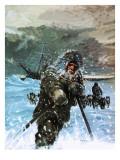 Fridtjof Nansen Giclee Print by Graham Coton