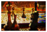 Abstract Chess I Prints by Jean-François Dupuis