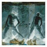 Musia Dance I Prints by Jean-François Dupuis