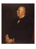 Theodor Fontane Giclee Print by  German School