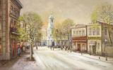 Streetscene II Prints by Eric Erwin