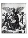 Poetry, C.1515 Giclee Print by Marcantonio Raimondi