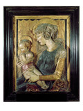 Madonna and Child Giclee Print by  Donatello