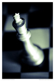 Black and White Chess II Posters by Jean-François Dupuis
