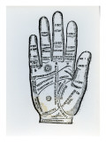 Palmistry Giclee Print by English School