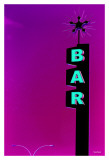 Bar Poster by Pascal Normand