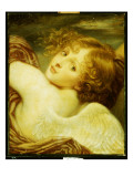 Cupid, C.1786 Giclee Print by Jean-Baptiste Greuze