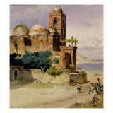 Palermo, 1839 Giclee Print by Carl Friedrich Heinrich Werner