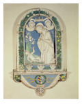 Madonna and Child Giclee Print by Andrea Della Robbia