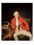 George Iii in 1771 Giclee Print by Johann Zoffany