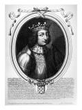 Louis X Giclee Print by Nicolas de Larmessin